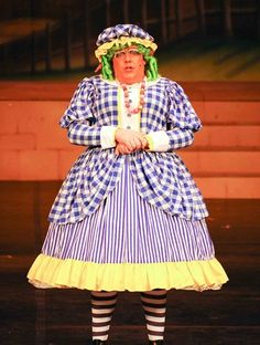 Molly Limpet's Pantomime Dame Costumes for Hire, Bespoke Panto Dame Costumes…