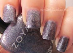 Midnight Manicures: Zoya NYFW 2012 Diva Collection - FeiFei