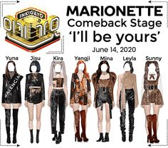 Cute Swag Outfits, Edgy Outfits, Classy Outfits, Kpop Fashion Outfits, Stage Outfits, Girl Fashion, Royal Ballet, Dark Fantasy Art, Kpop Girl Groups