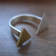 """marmod8 """"two triangles ring"""""""