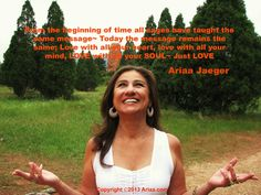 Executive Life Coach - Ariaa Jaeger -