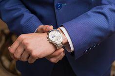 腕時計は男の必須アイテムのひとつ