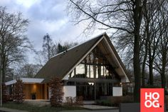 Artistiek droomhuis ontwerpen ideeën voor het ontwerpen van