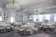 Washington DC - DC Wedding Venues l The Mayflower Hotel