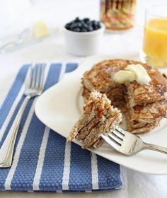 This is my all time favourite protein pancake recipe! From this recipe i have since altered it a little for more protein and less calories ;-)