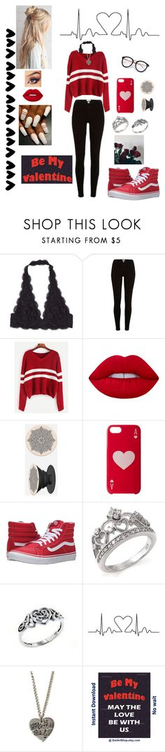 Happy Valentine S Day By Dazzling Pink Elaina Liked On Polyvore