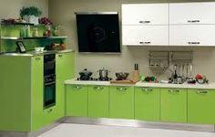Quand nos cuisines design se mettent au vert !