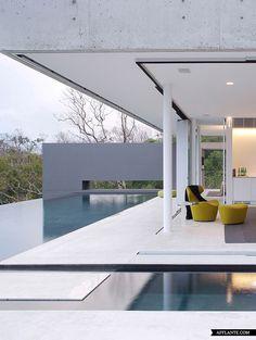Azuris House,  Hamilton island, Australia by Renato D'Ettorre Architects