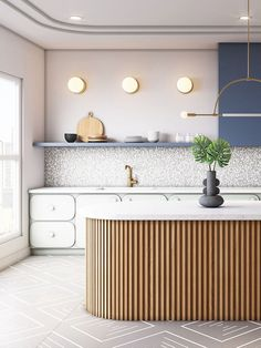 The Definitive Guide to Kitchen Trends for 2020 Kitchen Sets, Home Decor Kitchen, Interior Design Kitchen, Home Kitchens, Kitchen Decorations, Decorating Kitchen, Decorating Bedrooms, Kitchen Colors, Bedroom Decor