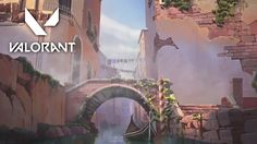Riot Games gave the first official peek through of Valorant's new map Ascent in a recent developer update video. What will all be there in the map of Valorant? Let's take a closer look. Italian Theme, Fps Games, Asian Games, Riot Games, Esports, During The Summer, Overwatch, The One, Scene