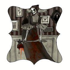 Lizzie Borden by AbigailLarson on DeviantArt