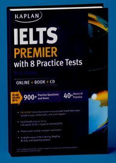 Check out Kaplan IELTS Premier (PDF+Audio) Audio Track, Sample Essay, Ielts, Books Online, Interview, Pdf, Check