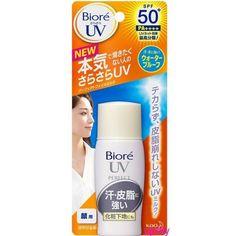 Biore UV Perfect Face Milk Sunscreen 50+ PA++++ 30ml by KAO NEW #KaoBiore