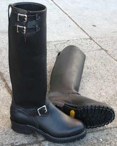 "18"" Wesco Boss Boots"