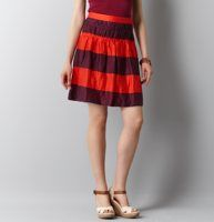 I am now the proud owner of Hokie skirt at LOFT! Bring on the tailgates.