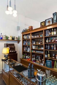 barrelproof cocktail boutique // rotterdam