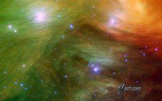 Pléyades  Ubicadas en la constelación de Tauro