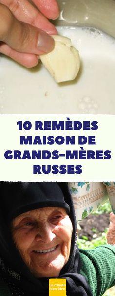 10 remèdes maison russes contre le rhume, les douleurs et autres maux. #russie #remede #rhume #vodka #ail #oignon #santé
