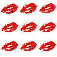 Lips Lips, Abstract, Artwork, Summary, Work Of Art, Auguste Rodin Artwork, Artworks, Illustrators