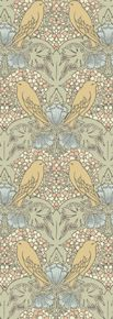 Bird & Berries by: Trustworth Studios, a British design studio, has some of the most beautiful original wallpaper designs.