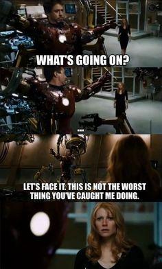 Funny iron man meme - http://www.jokideo.com/funny-iron-man-meme/