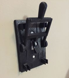 Frankenstein Light Switch Plate