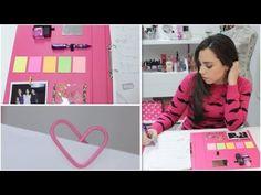 ▶ Organiza y decora tu carpeta - DIY - YouTube
