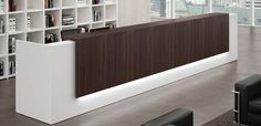 Z2 design Reception Counter by Officity