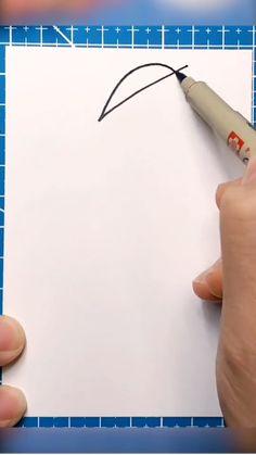Art Drawings Beautiful, Art Drawings Sketches Simple, Pencil Art Drawings, 3d Art Drawing, Drawing Guide, Leaf Drawing, Easy Drawings, Doodle Art Designs, Art Painting Gallery