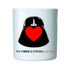 Caneca Darth Vader Apaixonado