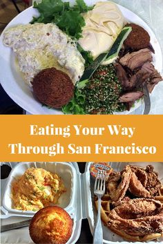 Where to eat in San Francisco, California from Mexican to Italian to Greek and more.
