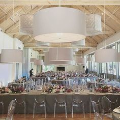 Lampshades | Modern Wedding | Lighting | Something Different