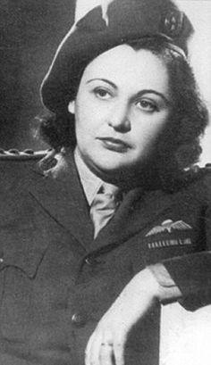 Nancy Wake, alias Ratón blanco, sirvió como espía británica durante el final de la Segunda Guerra Mundial.