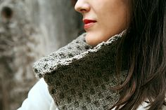 Bark pattern by Susan Gehringer for Tolt Yarn and Wool and Black Sheep Creamery.