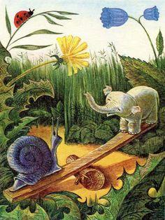 From: Andrew Demykin's 'Elephants', 1980