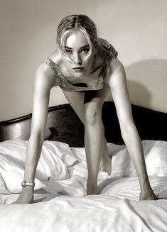 Sharon Stone by Bettina Rheims