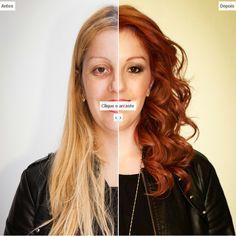 Antes e Depois: O cabelo desejado de Marina Ruy Barbosa