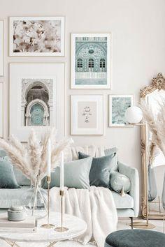 Home Living Room, Living Room Designs, Nordic Living Room, Living Room Wall Art, Living Room Styles, Cozy Living, Home Wall Art, Small Living, Modern Pictures
