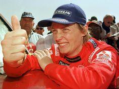 Jutta Kleinschmidt, ganó el Rally Dakar en 2011