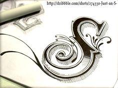 Hand Lettering 1: aprendiendo caligrafía | Siete Pinceles