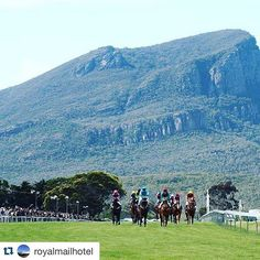Whilst the Melbourne Races have finished -  there is still plenty of trackside  @countryracing action this weekend - Dunkeld Races are just 3 sleeps away !  #grampians #dunkeld #sthgrampiansshire #greaterhamilton#countryracing #itsgotitall #dunkeldraces #timeforavisit #greaterhamilton #november14 RP: @greaterhamilton @royalmailhotel by thegrampians