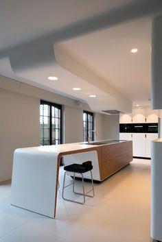 Home Sweet Home » Futuristisch interieurdesign: Space, the Final Frontier