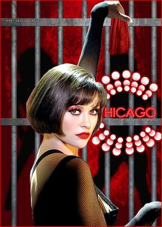 Velma Kelly from Chicago. SAMANTHA BARKS IS PLAYING HER IN JULY AND I AM GOING. I OWN TICKETS.