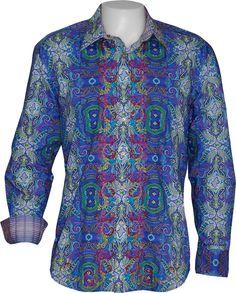 Robert Graham Lorient Sport Shirt - Robert Graham Sport Shirt - Robert Graham 2011 Resort Collection for Men