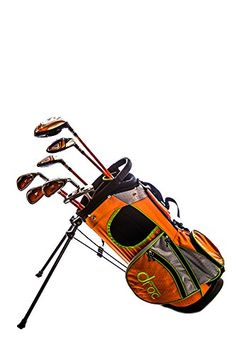 Best Golf Bags | Droc  Mica Series 7 Pcs Golf Club Set  Golf Bag Ages 3  6 Right Handed >>> For more information, visit image link. Note:It is Affiliate Link to Amazon.