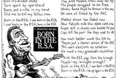 Zapiro: Born in the RSA - A Classic