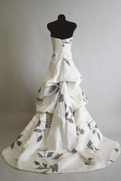 Unique wedding dress!
