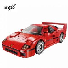Cheap brick toys, Buy Quality block bricks directly from China lepin new Suppliers: NEW LEPIN 21004 Sports Model Building Kits Blocks Bricks Toys Christmas Boys gift 10248 Model Building Kits, Building Toys, Toys For Boys, Kids Toys, F40, Christmas Gifts For Boys, Shops, Super Sport Cars
