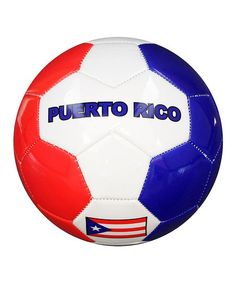 78d193ace50 Baden Blue   Red  Puerto Rico  Soccer Ball