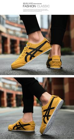 New Arrival Men Breathable Lace-up Lightweight Sneakers – Agodeal Lofers Shoes, Sock Shoes, Tiger Shoes, Comfortable Sneakers, Mens Fashion Shoes, Best Sneakers, Types Of Shoes, Retro, Casual Shoes